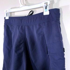 Patagonia Swim - Patagonia | Navy Blue Tie Front Board Shorts